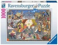 Romeo and Juliet 1000 Pieces |Ravensburger